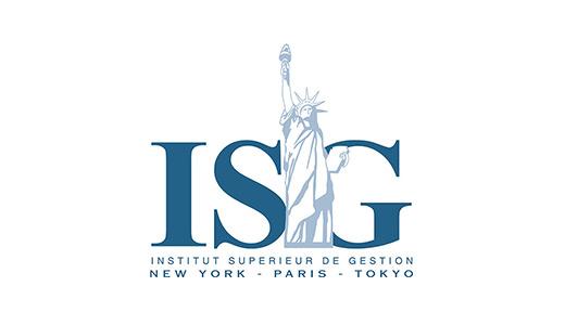 ISG Paris logo