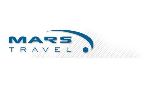 mars travel logo